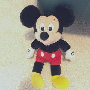 Rare Walt Disney Park Official Mickey Mouse